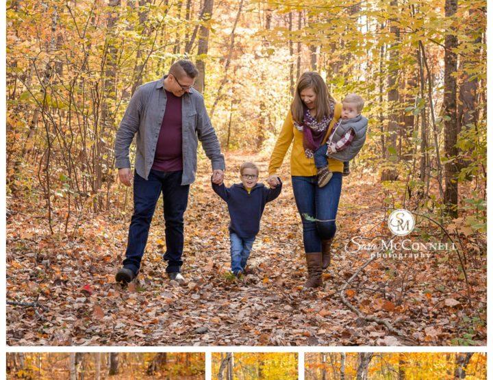 Ottawa Family Photographer | Fall Photos in Ottawa