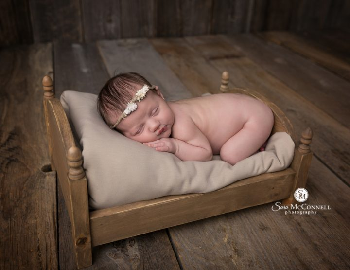 Ottawa Newborn Photographer | Smirks
