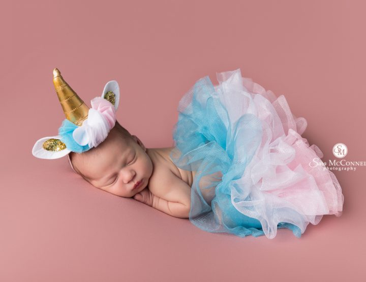 Ottawa Newborn Photographer | Magical Unicorn