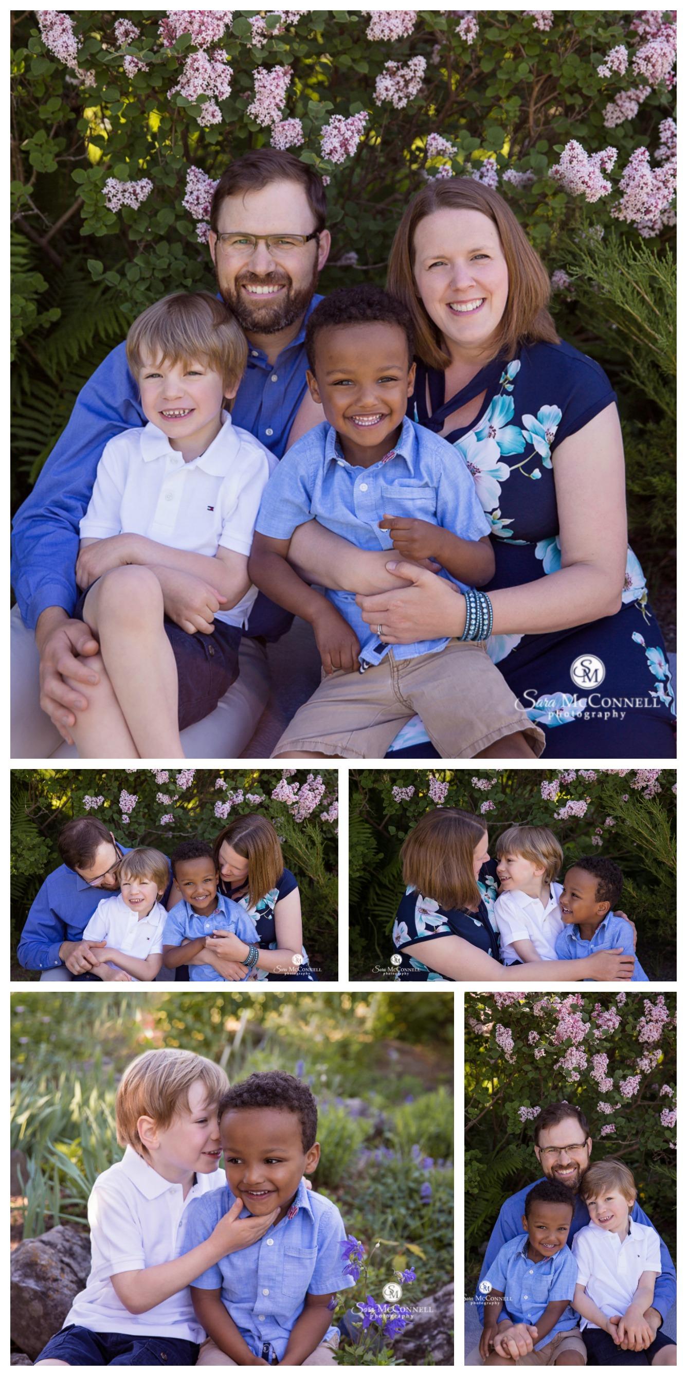 ottawa family photos in the spring