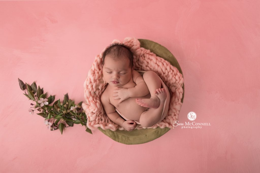 ottawa newborn baby photo
