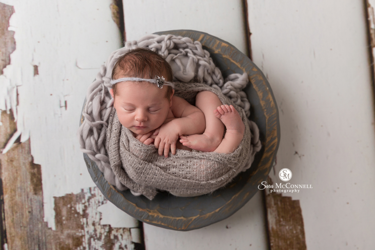 ottawa newborn photographer - Sleeping Baby