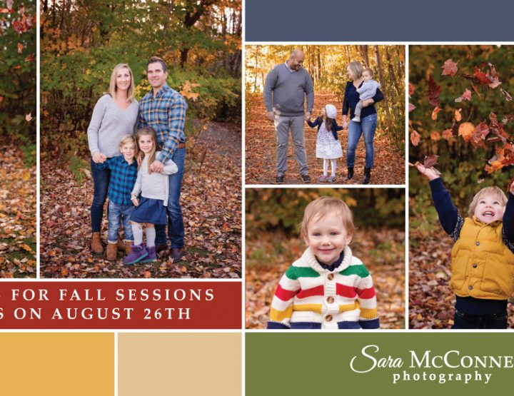 Fall 2018 Sessions FAQ | Ottawa Family Photographer