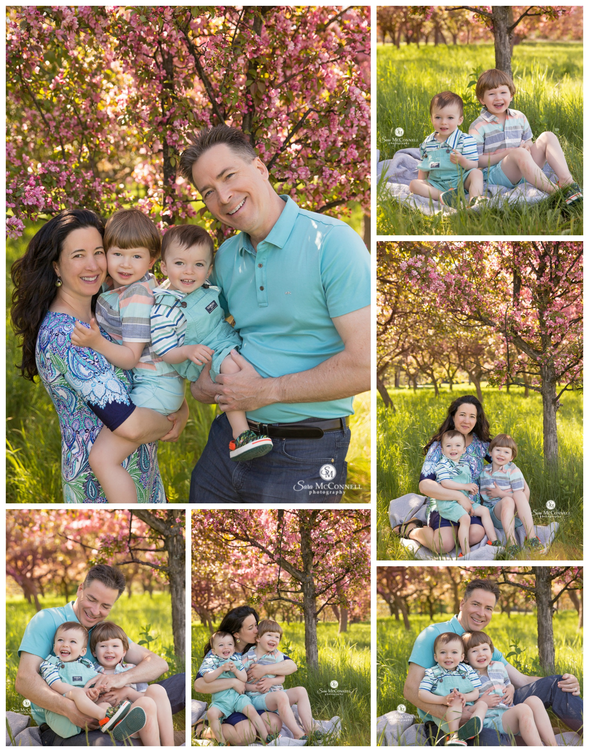 Ottawa Spring Family Photos by Sara McConnell Photography