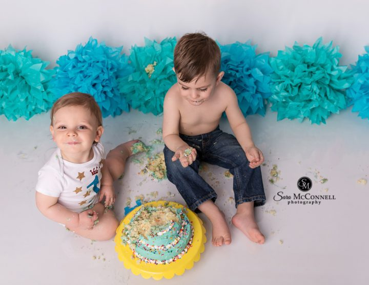 Ottawa Baby Photos | A Colourful Birthday