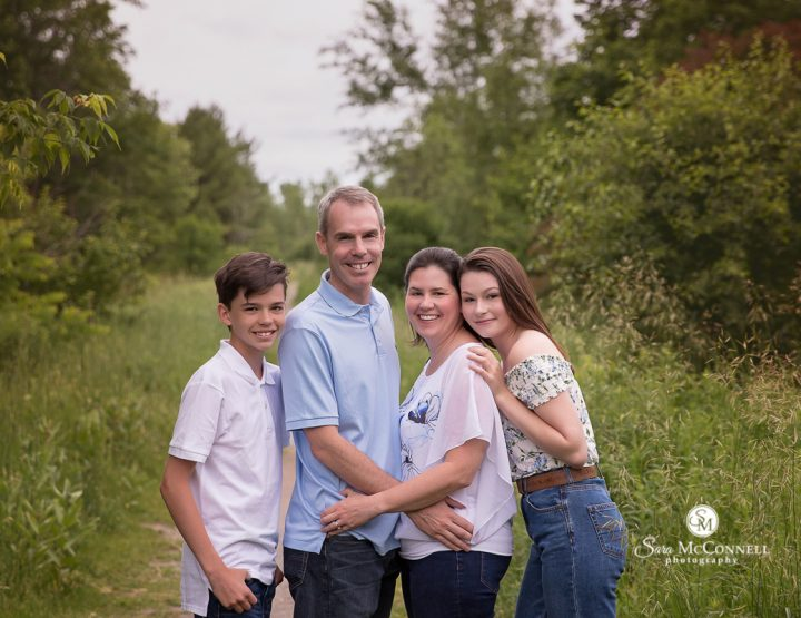 Ottawa Family Photographer | Gorgeous Spring Greens