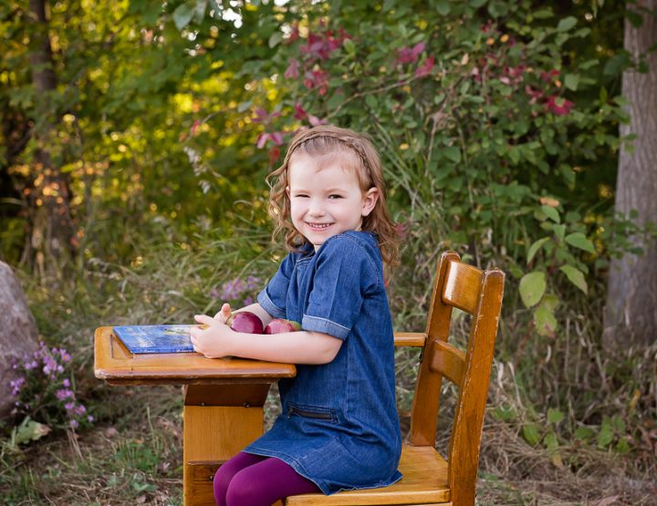 Back to School Sessions | Sara McConnell Photography