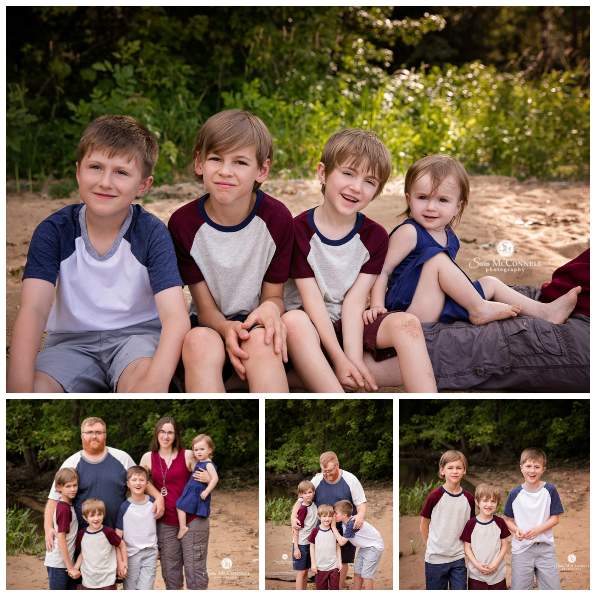 Summer Photos in Ottawa by Sara McConnell Photography
