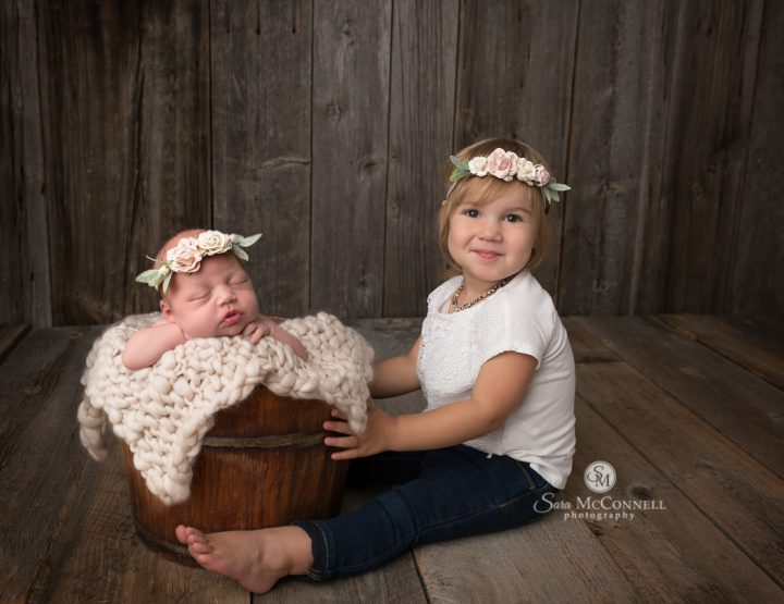 Ottawa Newborn Photographer | Flower Crowns