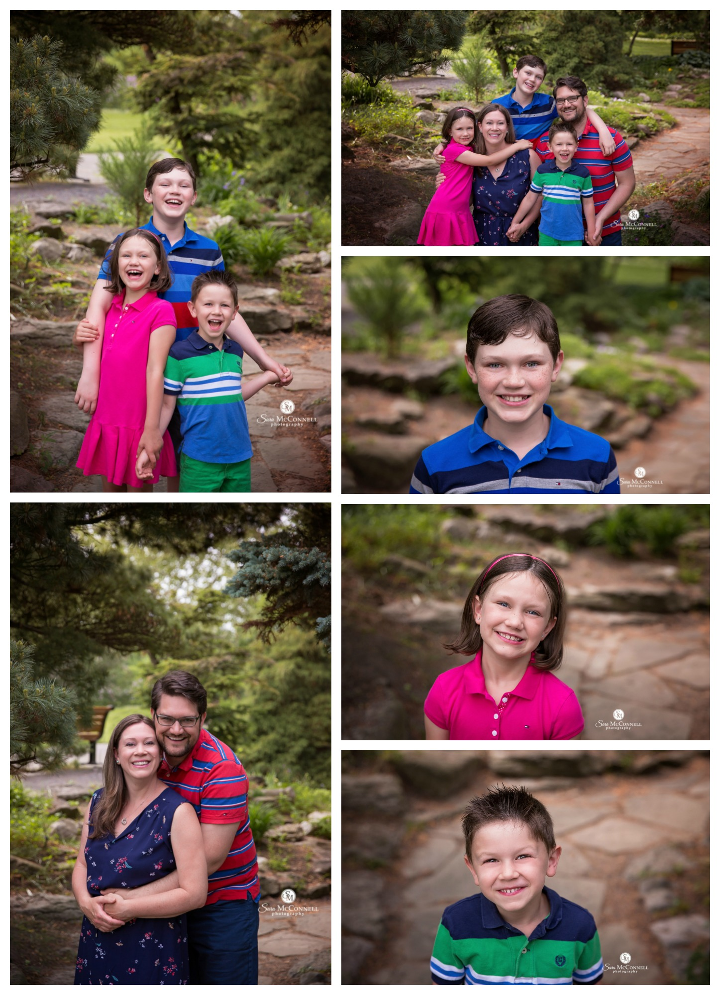 Ottawa Family Photos in the Spring by Sara McConnell Photography