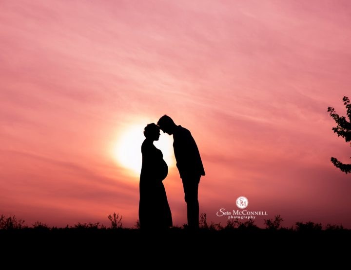 Ottawa Maternity Photographer | Beach sunsets