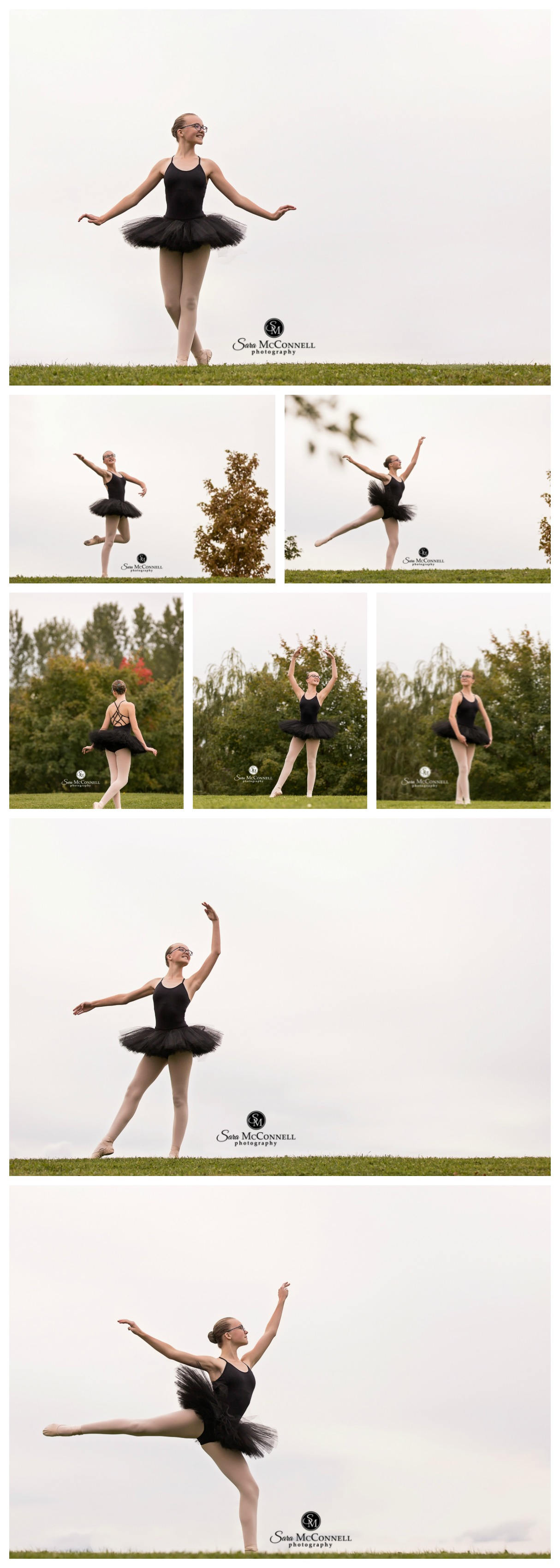 Dance photos by Sara McConnell Photography