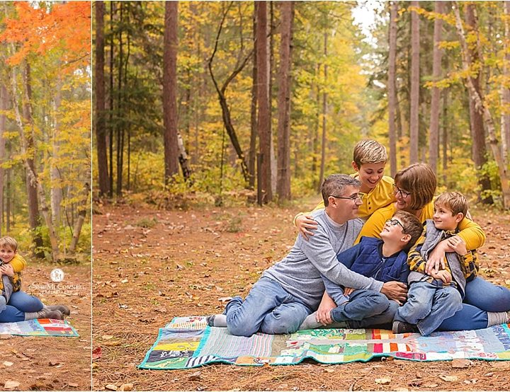 The Season of Change | Ottawa Family Photographer