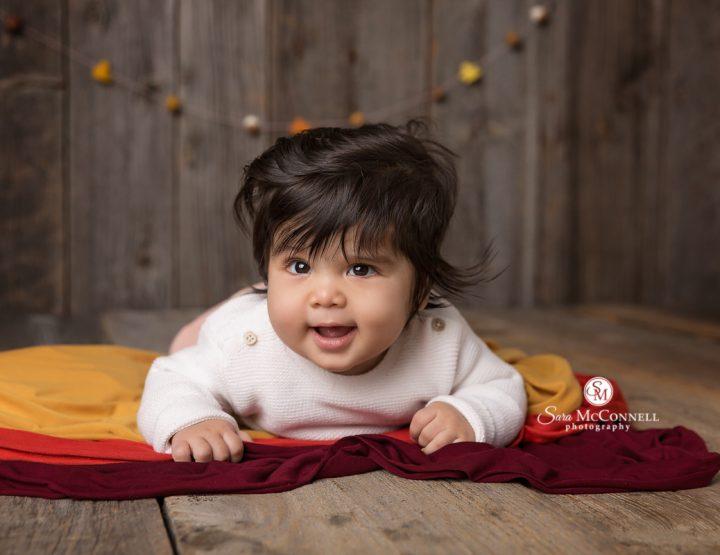 Ottawa Baby Photographer   Fall Baby Photos
