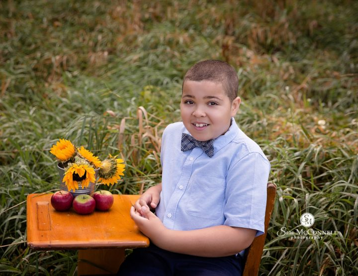 Ottawa Child Photographer | Back To School
