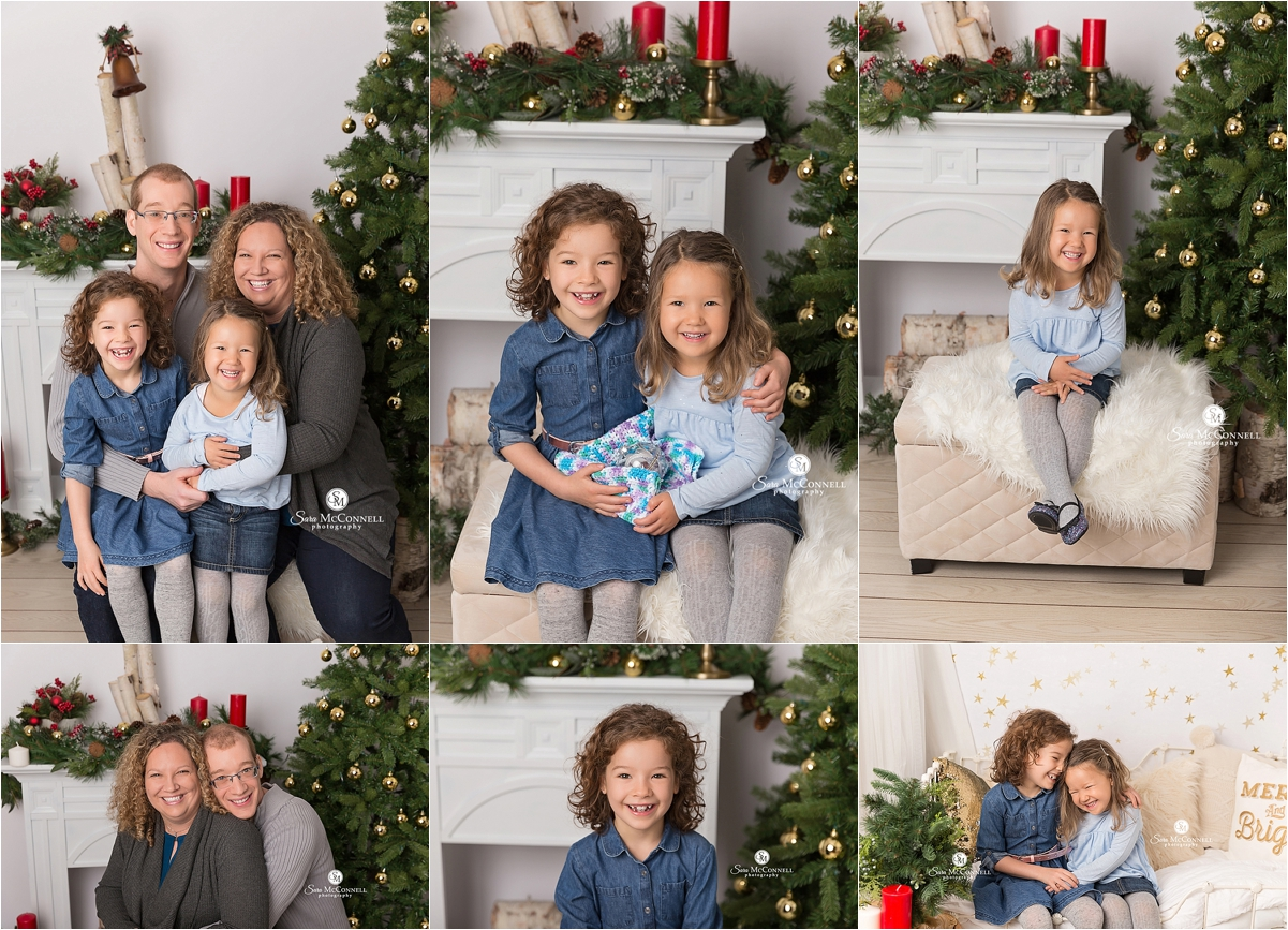Holiday Studio Photos in Ottawa