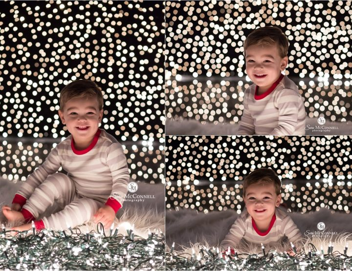 Ottawa Holiday Lights Photo Sessions