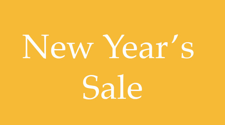 New Years Sale | Sara McConnell Photography