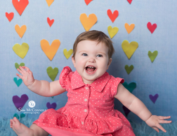 Top 10 Reasons to book a baby and toddler session