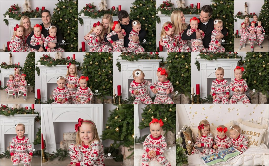Holiday photos with Sara McConnell Photography