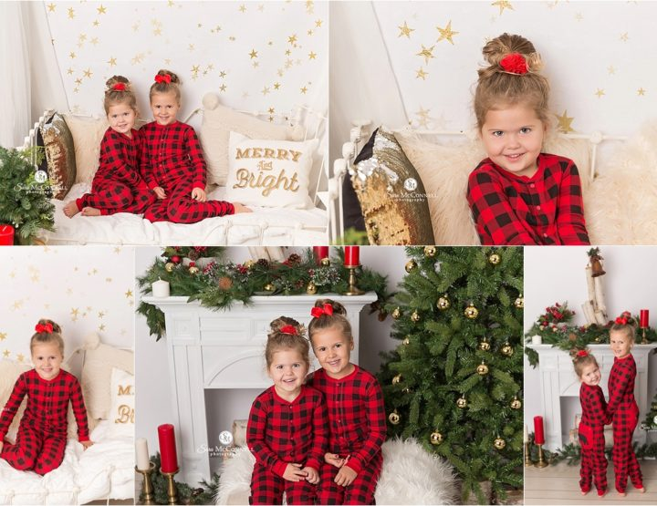 Holiday Studio Photos