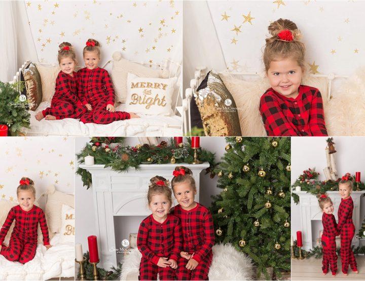 Holiday Studio Photos