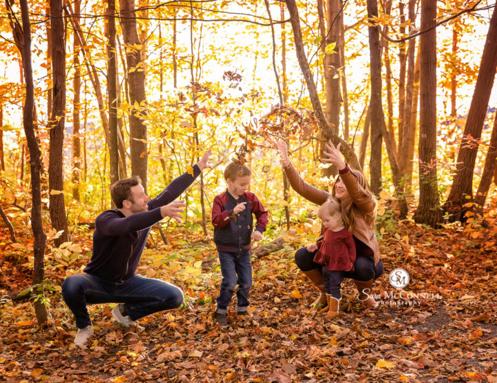 Family Photographer | Fall in Ottawa