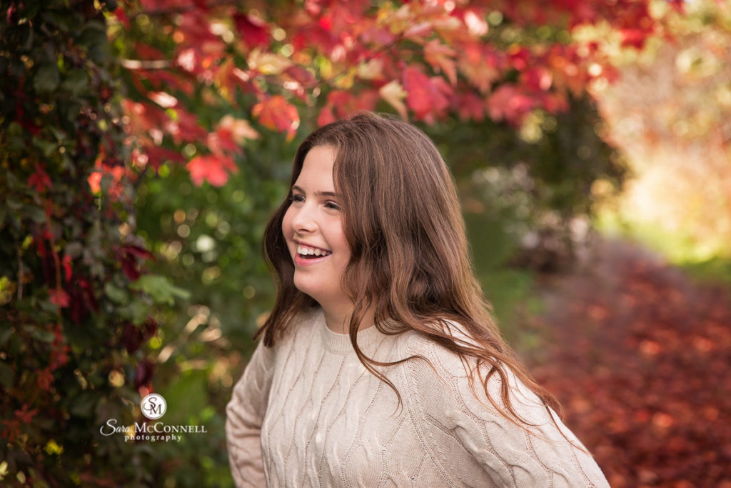 Fall photo by Sara McConnell Photography