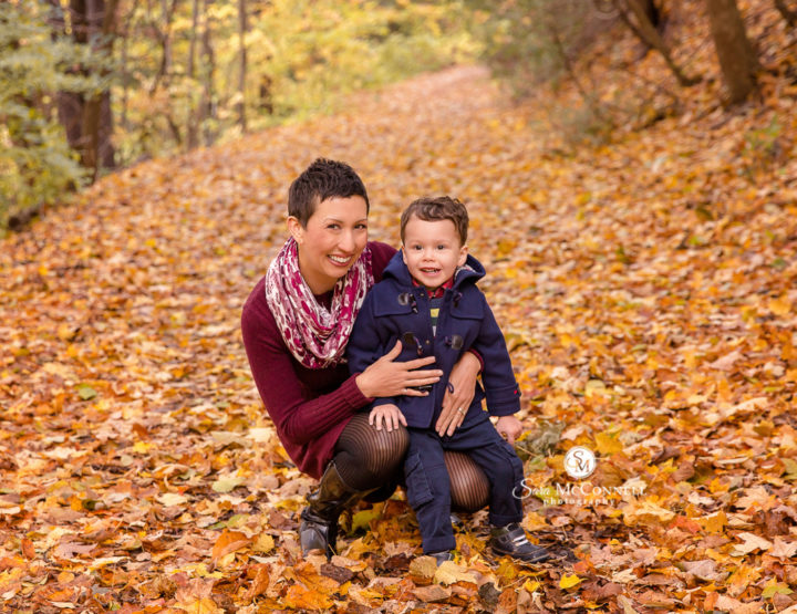 Family Fall Photos in Ottawa