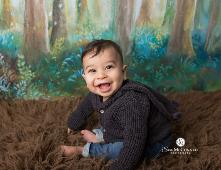 Ottawa Child Photographer | 8 months