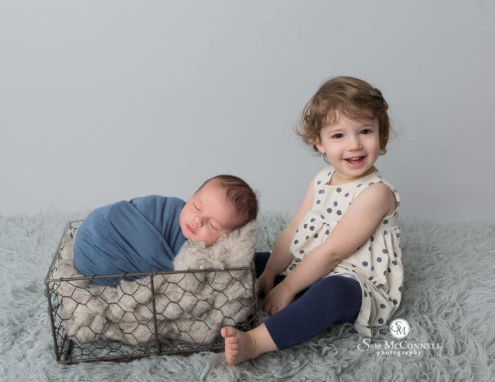 Ottawa Newborn Photographer   A Little Brother