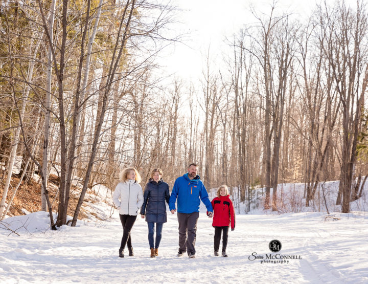 Ottawa Family Photographer | In the Snow