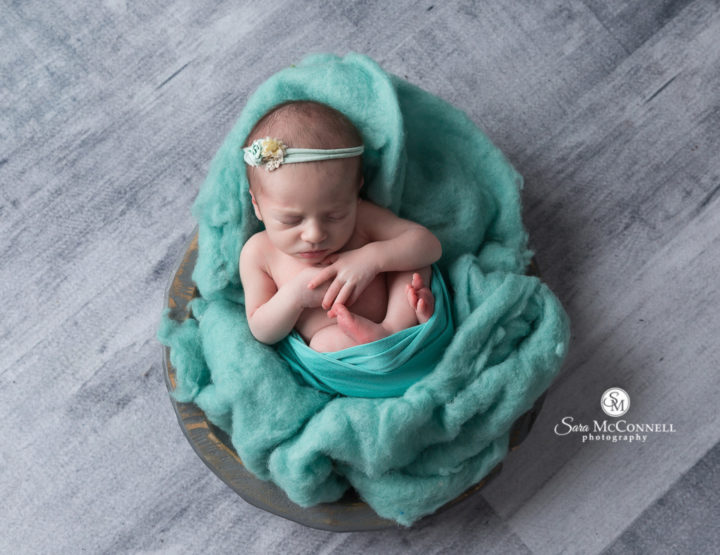 Ottawa Newborn Photographer | Spring Colours