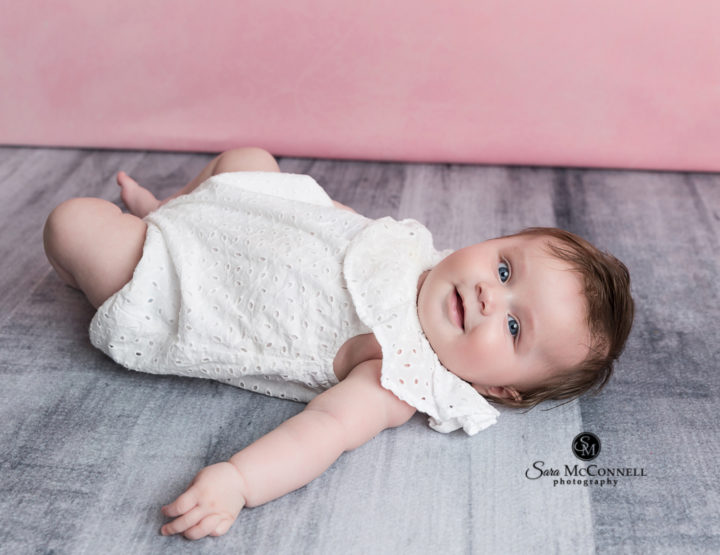 Ottawa Baby Photos | 4 Month Milestone