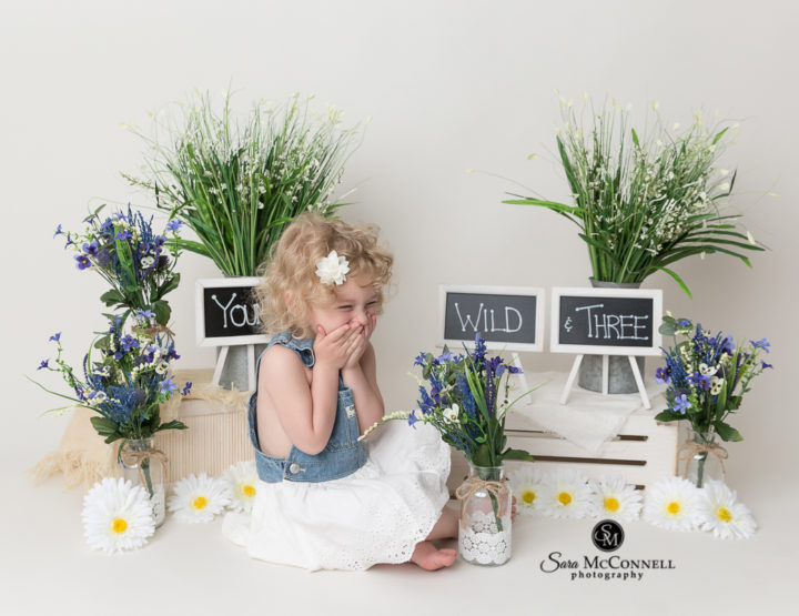 A Third Birthday Session: Young, Wild and Three