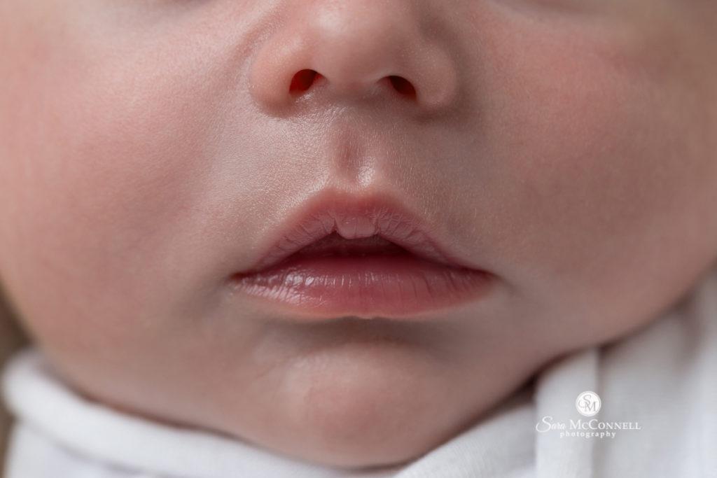 baby's lips