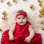 Ottawa holiday baby photo