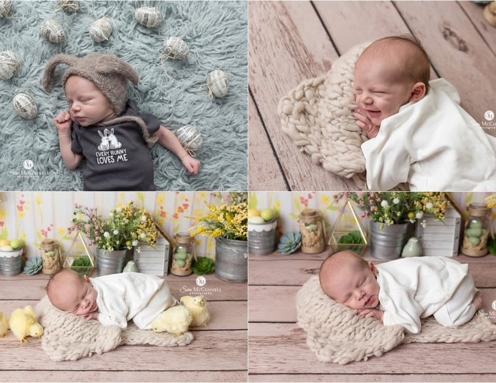 Ottawa Baby Photographer | Spring Studio Sessions