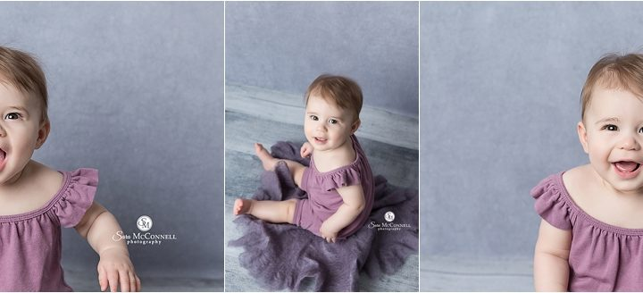 Ottawa Family Photographer | Eight months old