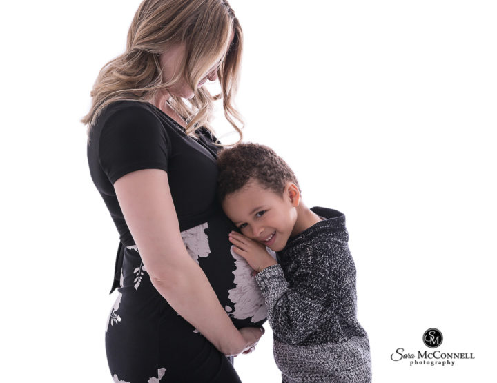 Ottawa Maternity Photographer | Big Brother