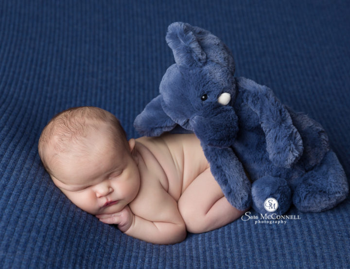 Ottawa Newborn Photographer | Beloved childhood toys