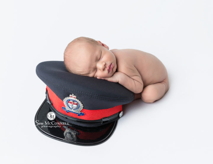His first hero | Ottawa Newborn Photographer