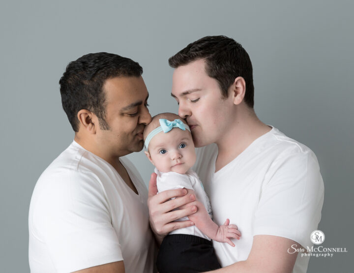 My two dads love me | Ottawa Photographer