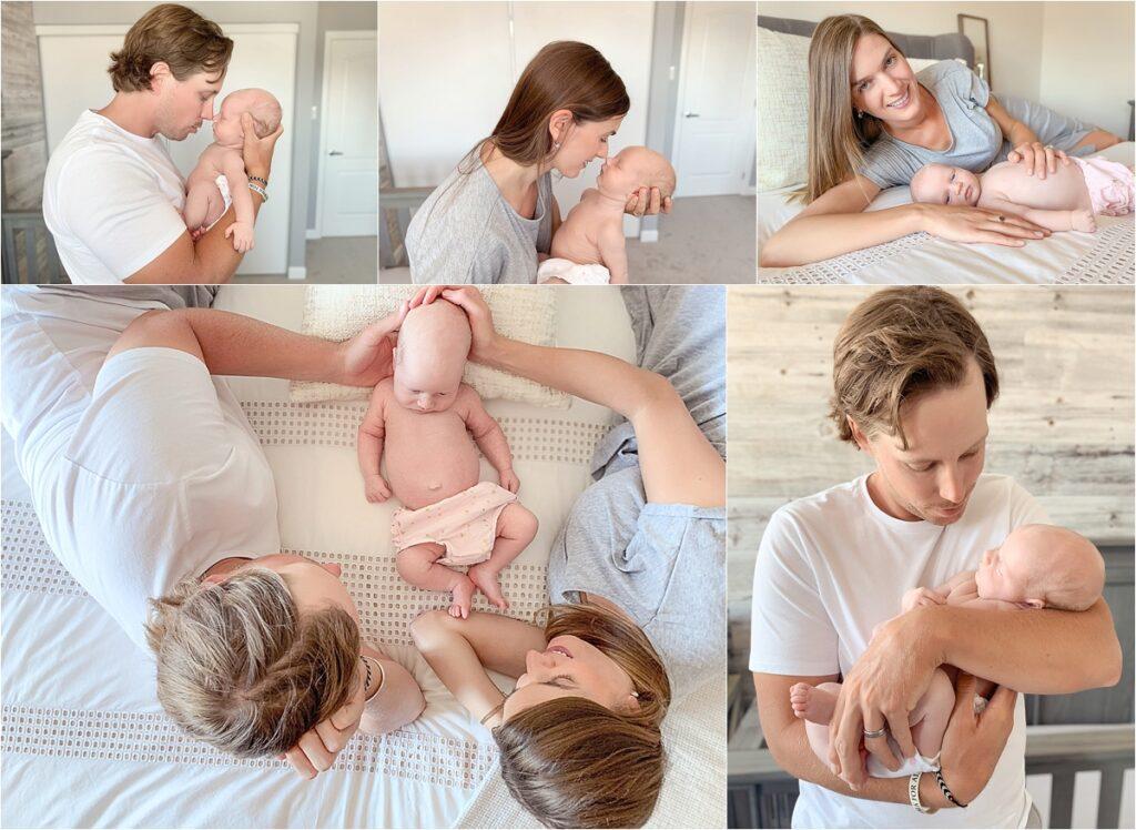virtual newborn session