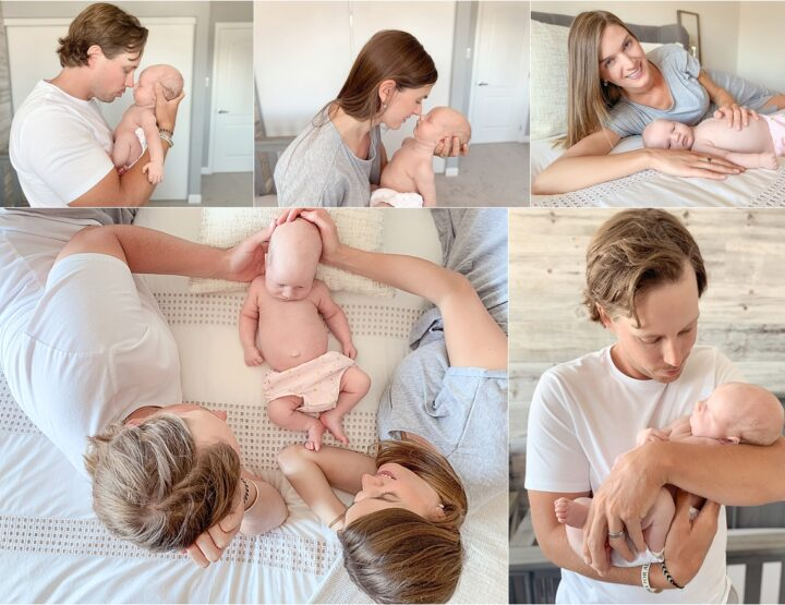 Virtual Newborn Session | Ottawa Newborn Photographer