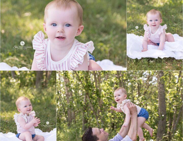 Baby's First Year | Ottawa Photographer