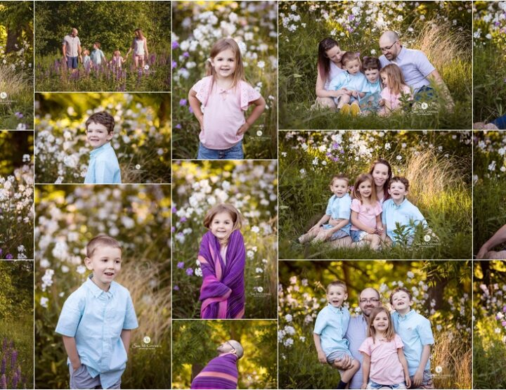 Spring in the Forest | Ottawa Family Photos