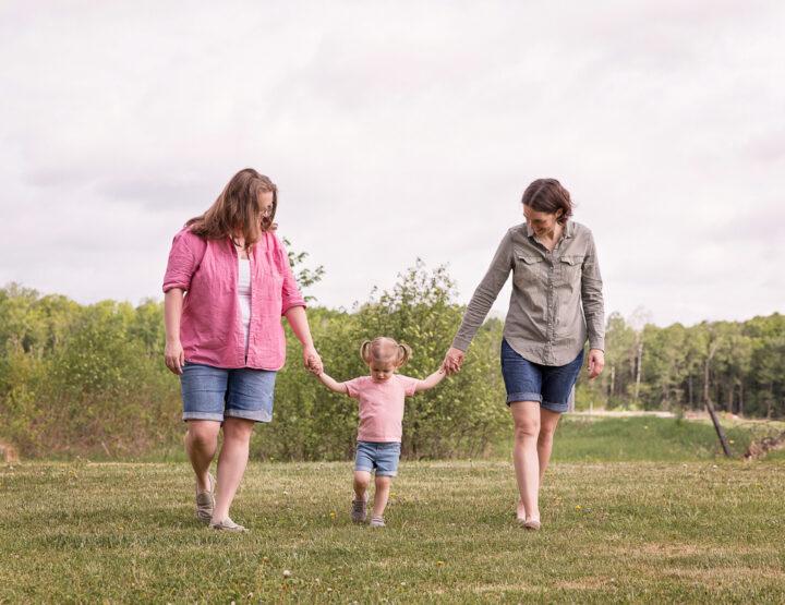 Blossom Family Session | Ottawa Photographer