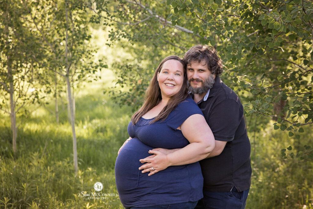 ottawa maternity photography session