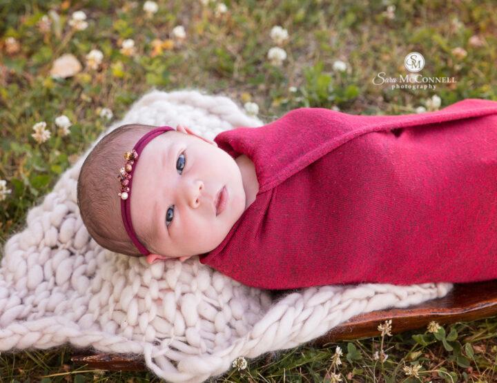 Outdoor Newborn Session | Ottawa Photographer